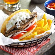 Favorite Meat Loaf Gyros Lamb Recipes, Greek Recipes, Meat Recipes, Cooking Recipes, Hamburger Recipes, Entree Recipes, Lasagna Recipes, Venison Recipes, Recipes
