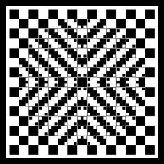 This optical illusion quilt makes a stunning centerpiece for your bedroom. No curved piecing is necessary to create the illusion of a sphere coming out of the quilt. Optical Illusion Quilts, Art Optical, Optical Illusions, Face Painting Tutorials, Face Painting Designs, Op Art, Black And White Quilts, Geometric Quilt, 3d Quilts