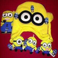 #StickAMinionOnIt I love #minion I got 8 #Chiquita #banana stickers #minions!!!! #lovethem