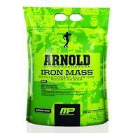 Arnold Series Iron Mass 10 lb (4536g) - Arnold Series - Gainer, Ganador de peso
