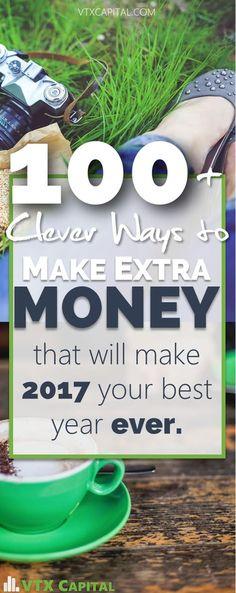 Earn Extra Money   Make Money from Home   Side Hustle Ideas   Start a Blog   How to Make Money