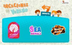 Actividades para Educación Infantil: Vacaciones de verano  educativas JCYL
