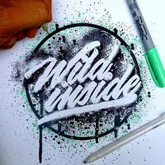 Typeverything.com Wild inside by el_juantastico.