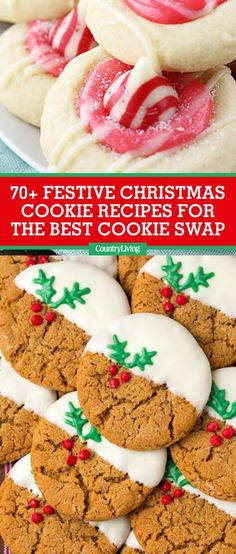 Save these Christmas cookie recipesfor later by pinning this image, and follow Country Living onPinterestfor more holiday inspiration.