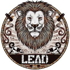 LEAD MYLIFE -- Amazing Illustrated Medallions