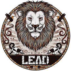 LEAD MYLIFE -- Amazing Illustrated Medallions