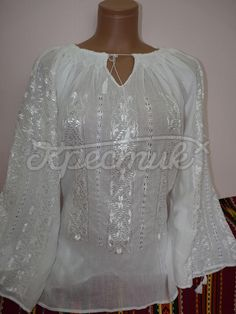 White Embroidery, Quilted Jacket, Pakistani Dresses, Blond, Machine Embroidery, Fashion Beauty, Costumes, Sewing, Lace