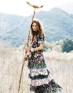 Lovely hippie chic and wide open spaces
