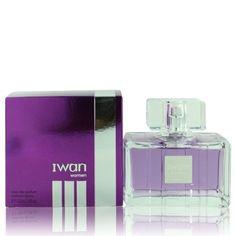 Iwan 3.4 Oz Eau De Parfum Spray By Glenn Perri New In Box For Women