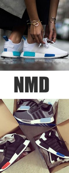 Adidas NMD the trainers taking over instagram...