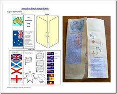 Australia lapbook from United Teaching Discoveries Australia Continent, Australia Day, Teaching Social Studies, Teaching Resources, Lap Book Templates, Tapestry Of Grace, Writing Therapy, Trail Of Tears, World Geography