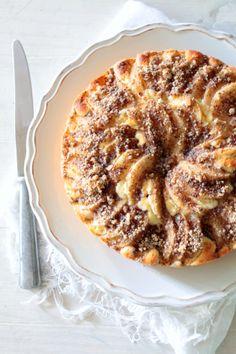 Divino Macaron: Torta de Pera Nashi