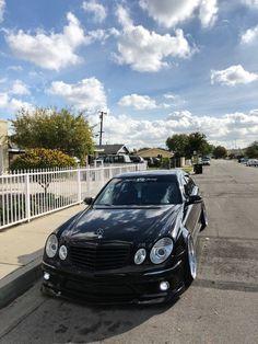 Mercedes E55 Amg, Mercedes E Class, Cls 63 Amg, Classic Mercedes, Love Car, Volvo, Dream Cars, Bring It On, Building