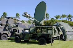 There are various types of mobile earth station terminal available to choose from like Battlefield Terminals, Trailer-mounted Solutions, SNG Systems etc. Make sure you choose the best with the suitability.