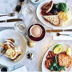 Granger & Co. Granger And Co, Weekend Vibes, Just Desserts, Toast, Breakfast, Foods, London, Morning Coffee, Food Food