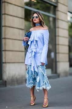 Best Street Style Couture Fashion Week AW16 Paris - Image 37