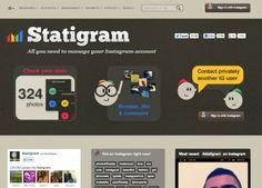 Cinco herramientas analíticas para tu cuenta de #Instagram #statigram