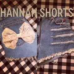 cutoffs by Hannah Morehart