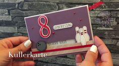Kullerkarte/ Einladungskarte