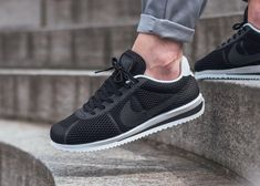 Basket Nike Cortez Ultra BR Breathe Black (3)