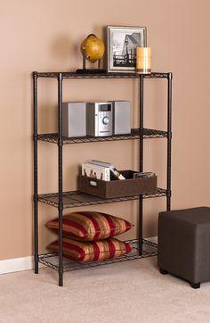 53 best everything wire shelf additions images shelf shelves rh pinterest com