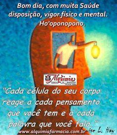 Abraço e ótimas vibrações, sempre com muita #saúdebemestar... Alquimia Farmácia de Manipulação - desde 1993 www.alquimiafarmacia.com.br Teleatendimento Alquimia: 51-3311.8811 WhatsApp Alquimia: 51-99268.5115 Loja Virtual: www.alquimiamanipulacaovirtual.net