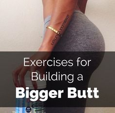 Looking to make some big booty gains? Check out these top exercises for building a bigger butt! Make sure to follow LEEP Fitness for more great content like this!
