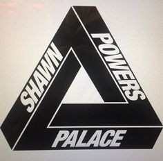Shawn Powers POWER SURGE For London Skate Company PALACE Palace Brand Iphone