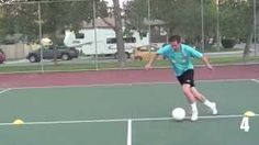 Lionel Messi Soccer Tricks! - How to dribble like messi training - YouTube