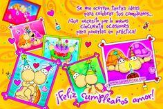 Tarjetas de cumpleaños para mi Esposo | Tarjetas de Cumpleaños