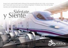 Huesca Congresos ave