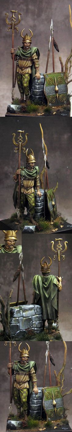 Another fine Celtic warrior