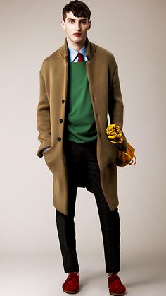 Cashmere Knit Chesterfield | Burberry