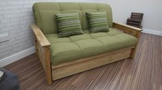Aylesbury small sofa bed with storage drawer