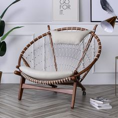 More than function, our Bohemian Scent woven rope chair is a bold mix of inviting natural textures and an eye-catching mahogany wood frame. Wood Furniture, Outdoor Furniture, Wood Creations, Teak Wood, Natural Texture, Furnitures, Hanging Chair, Rattan, Home Furnishings