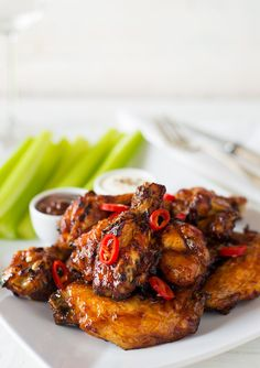 Chicken wings by Michaela Fricova on 500px