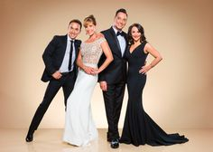 Shirley Ballas has 'no issue' with former love rival Kristina Rihanoff Strictly Dancers, Strictly Come Dancing, Strictly 2017, Kristina Rihanoff, Shirley Ballas, It Takes Two, Ballroom Dancing, Bridesmaid Dresses, Wedding Dresses
