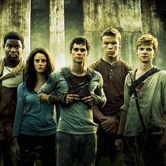 "You are a true hero, a leader from birth, clever, and heroic. You never go with the flow. We all wish we could be more like you!Which Character From ""The Maze Runner"" Are You?"