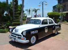 Antique Kemah Police Car (Kemah, Texas) | Bay Area Houston