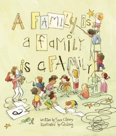 FICTION/Gr.K-2-When a teacher asks the children in her class to think about what makes their families special, the answers are all different in many ways -- but the same in the one way that matters most of all. One child is worried that her family is just too different to explain, but listens as her classmates talk about what makes their families special. One is raised by a grandmother, and another has two dads. One is full of stepsiblings, and another has a new baby. (Depiction of gay…