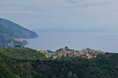 Cinque Terre...really need to return here