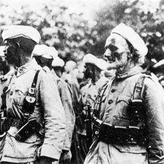 Georgy Konstantinovich Zhukov's History Emporium   Moorish infantry of the Spanish Army of Africa...