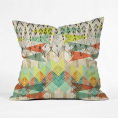 Arrow Pillow == @scrapwedo