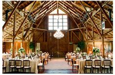 Barn Love for Weddings