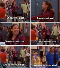 "The writing was genius. | 26 Reasons ""That's So Raven"" Was The Best Show On Television"