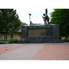 Veterans memorial in kalispell