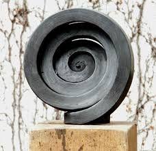 lorculturart: Martín Chirino y sus espirales