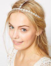 So cute for festivals. Daisy Tech ASOS Mini Daisy Flower Hair Crown - White #women #daisylowe #fashioninfluencer #covetme #daisytech