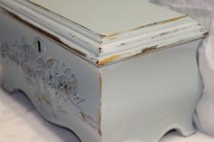 Hand painted jewelry box / by p. allen / by cgraceandcompany