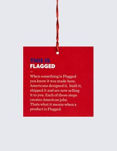 flagged on behance